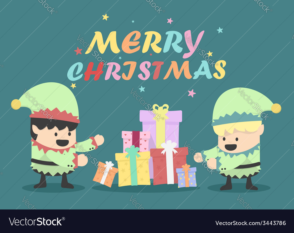 Vintage christmas eves poster design vector   Price: 1 Credit (USD $1)