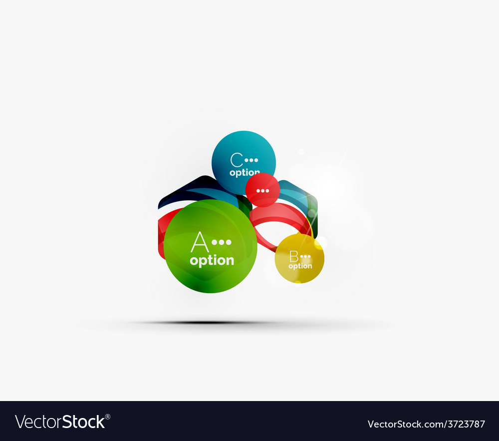 Abstract step infographics business layout vector   Price: 1 Credit (USD $1)