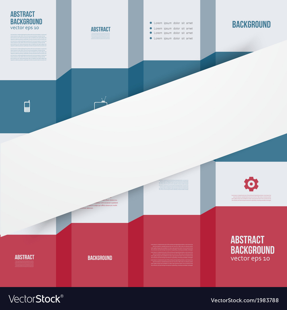 Infographics abstract background card vector   Price: 1 Credit (USD $1)