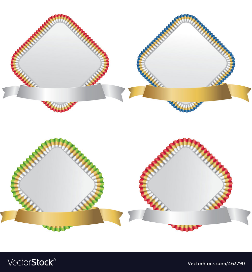 Ribbon illustration vector | Price: 1 Credit (USD $1)