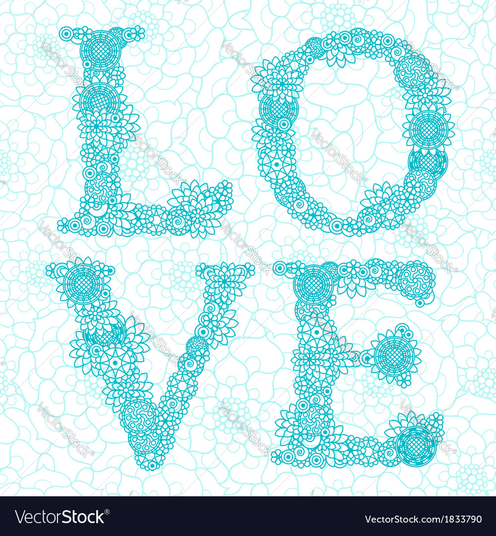 Vintage card for valentines day vector | Price: 1 Credit (USD $1)