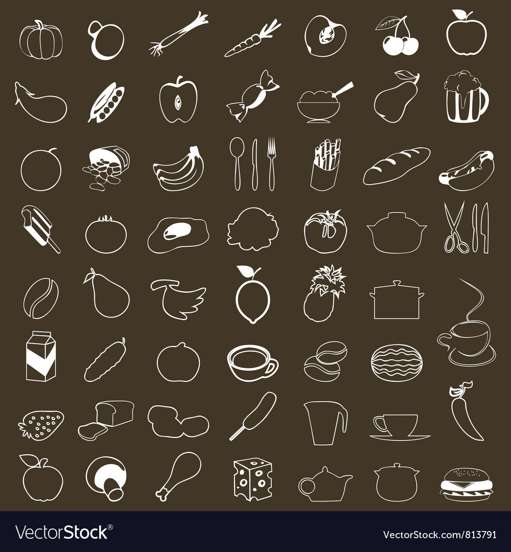 Food icon7 vector | Price: 1 Credit (USD $1)