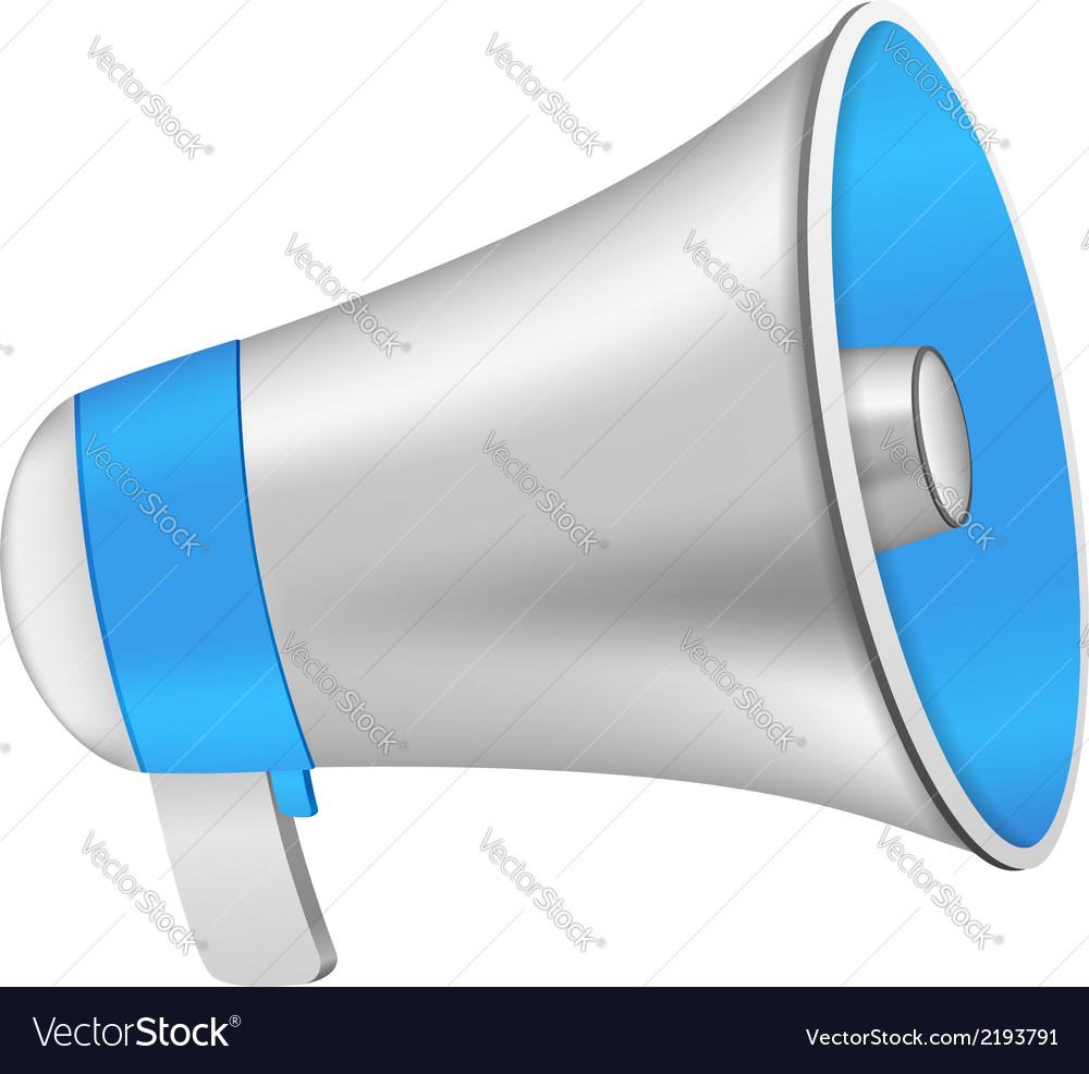 Loudspeaker vector | Price: 1 Credit (USD $1)