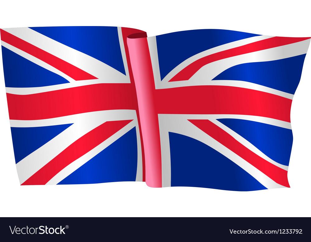 Flag of united kingdom vector   Price: 1 Credit (USD $1)