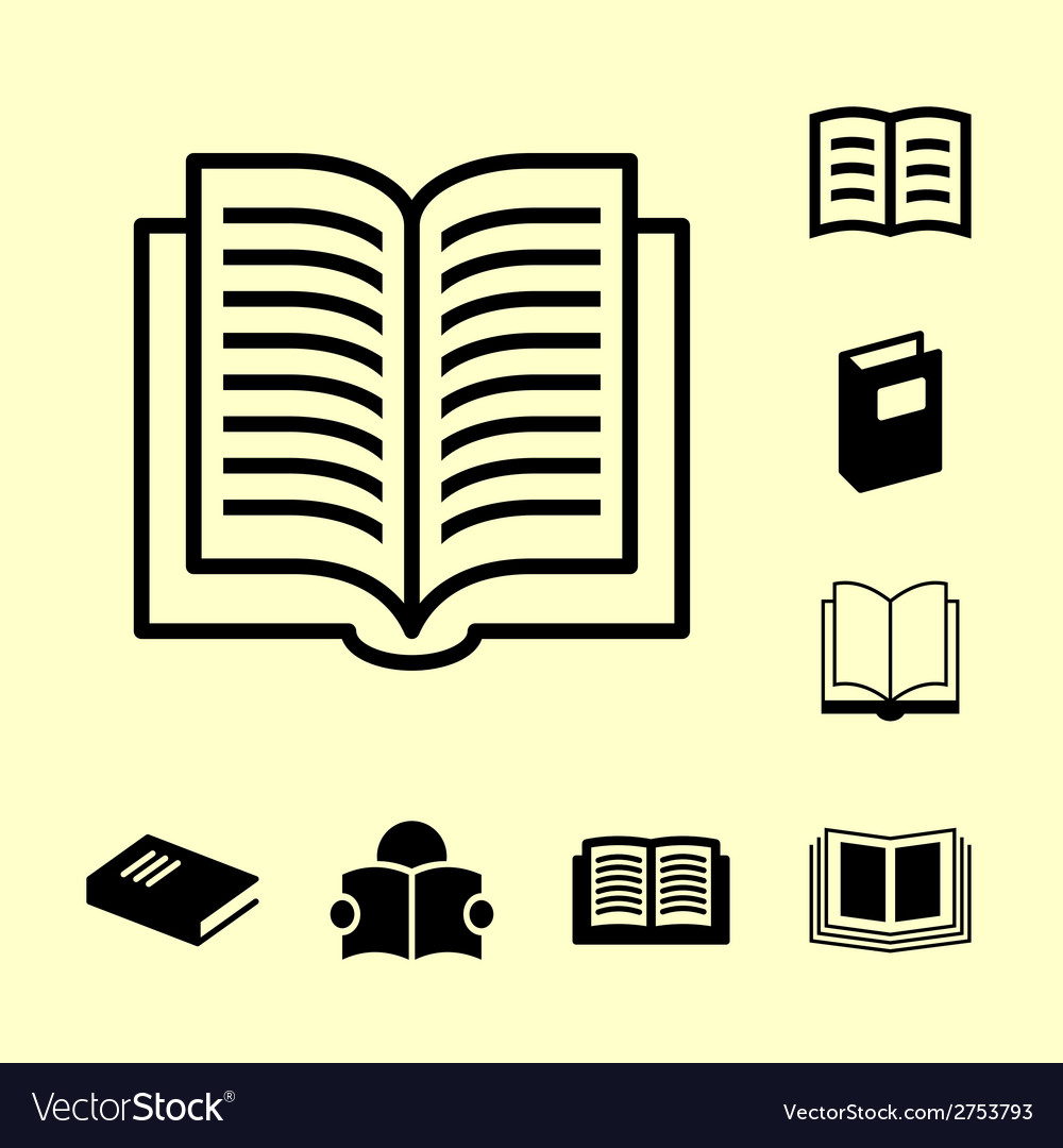 Book icon10 vector | Price: 1 Credit (USD $1)