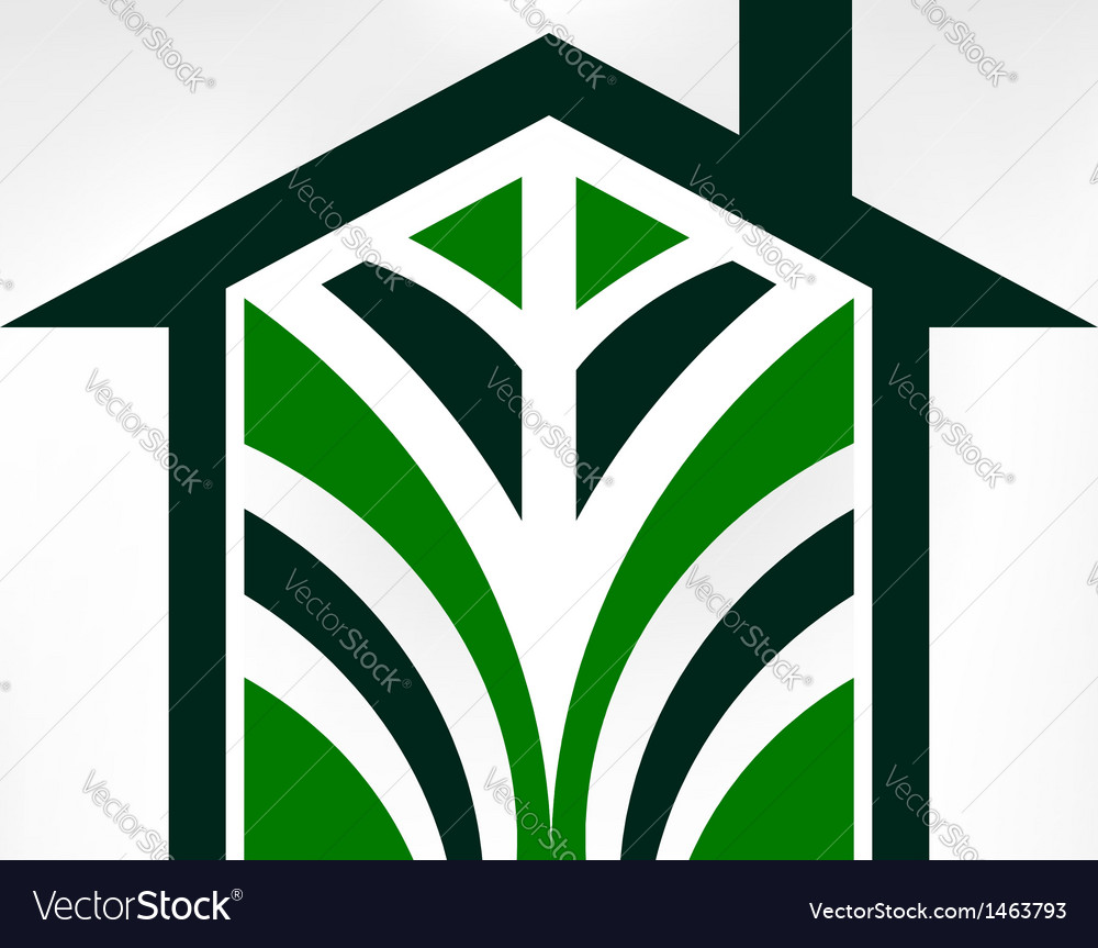 House icon modern logo vector | Price: 1 Credit (USD $1)