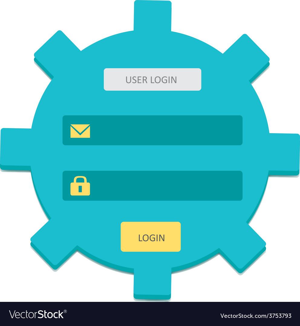 User login 43 vector   Price: 1 Credit (USD $1)