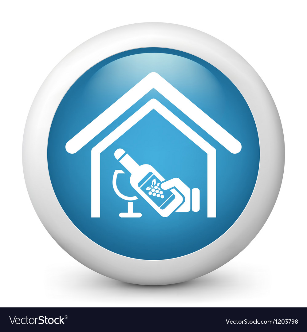 Blue glossy icon vector   Price: 1 Credit (USD $1)