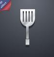 Kitchen appliances icon symbol 3d style trendy vector