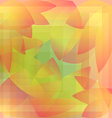 Abstract background pattern geometric autumn vector