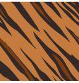 Tiger skin print pattern vector