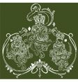 King of kings illustration vector
