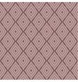 Brown rhombus seamless pattern vector