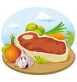 Steak vector