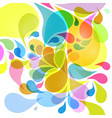 Abstract colorful background vector