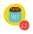 Salt design vector