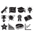 Symbols and signs of success vector