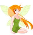 Cartoon fairy vector