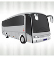 Tour bus vector