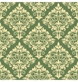 Gothic floral seamless pattern vector
