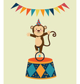 Monkey design vector