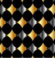 Metallic tile background vector
