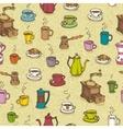 Caffe pattern vector