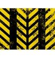 Diagonal hazard stripes texture eps 8 vector