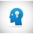 Idea symbol business creativity icon design vector