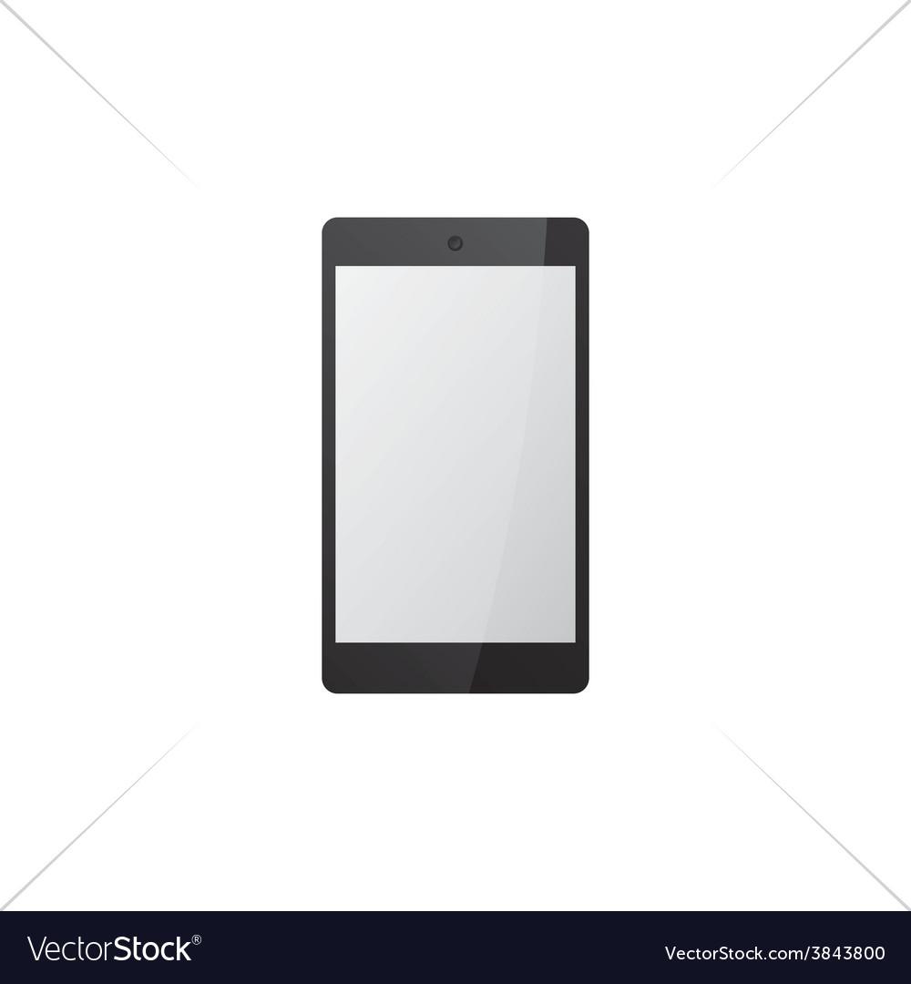Black tablet mock up vector | Price: 1 Credit (USD $1)