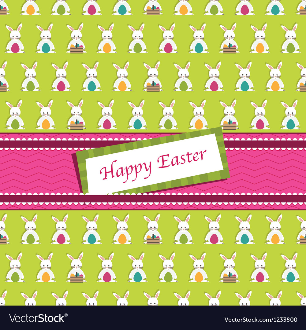 Easter wrapping vector | Price: 1 Credit (USD $1)