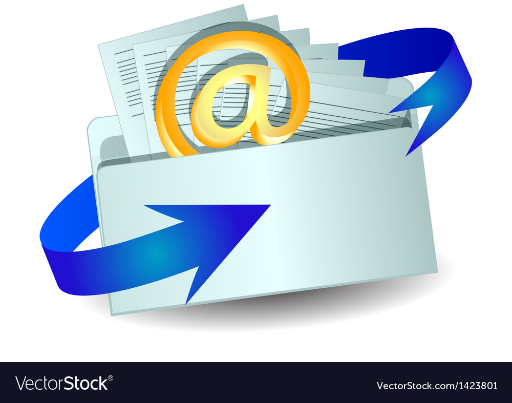 Envelope with an email vector   Price: 1 Credit (USD $1)