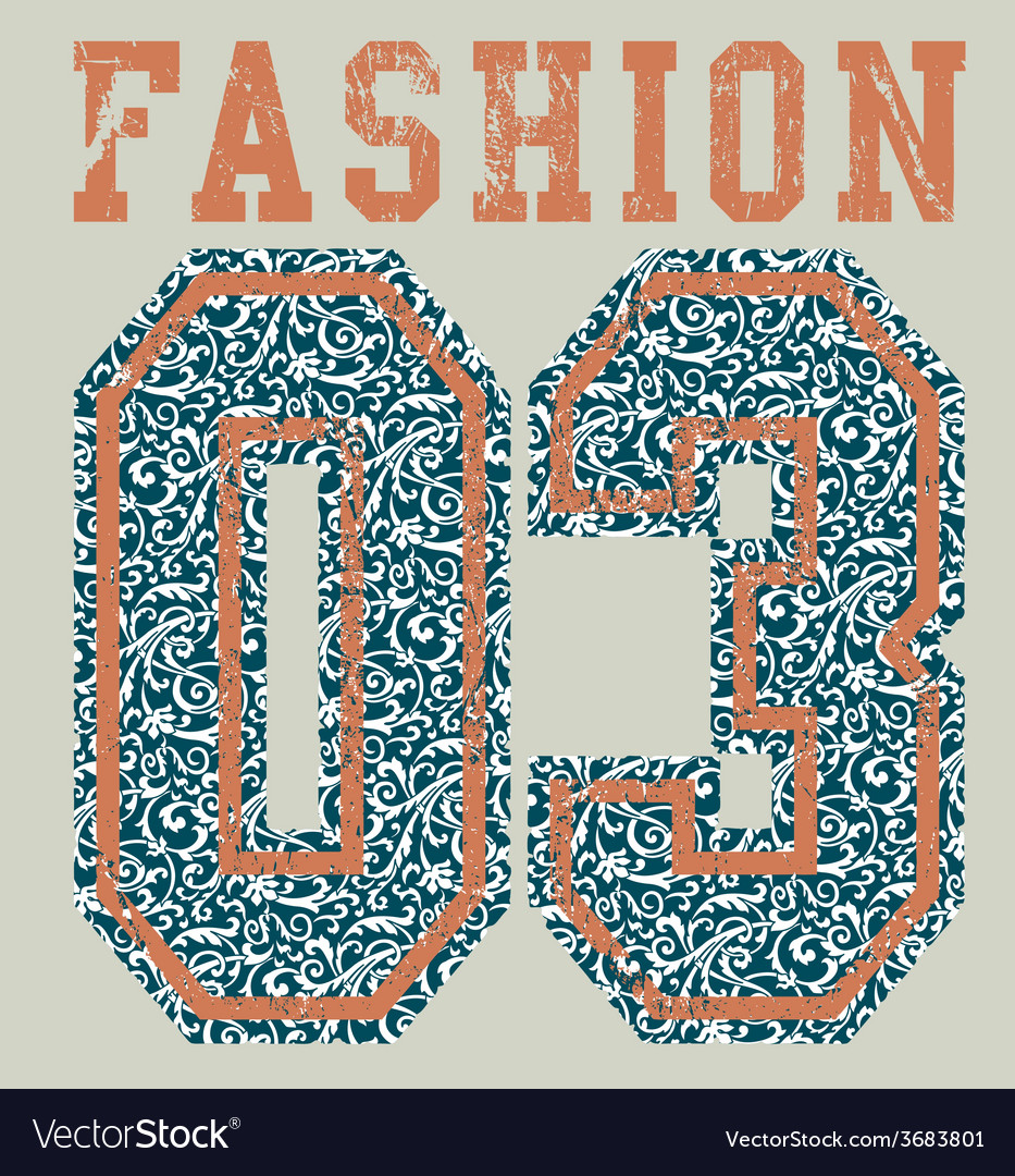 Fashion college vector | Price: 1 Credit (USD $1)