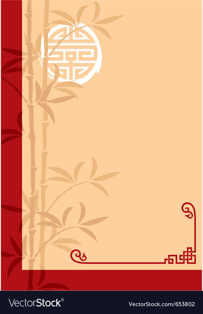 Oriental template layout vector | Price: 1 Credit (USD $1)