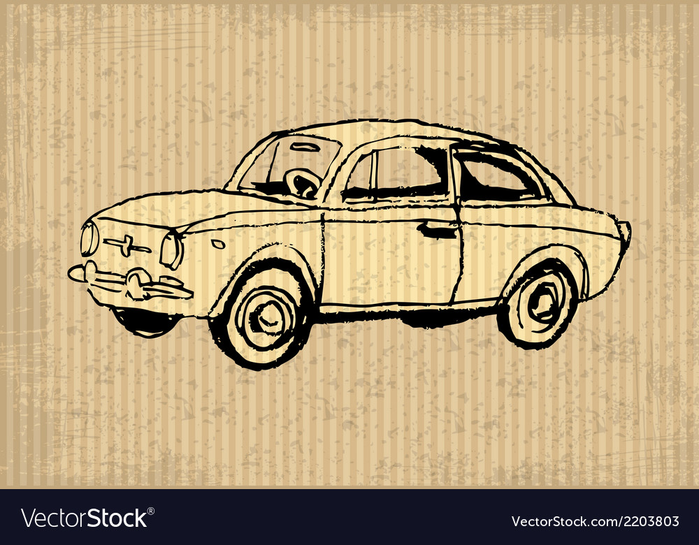 Oldtimer vector | Price: 1 Credit (USD $1)