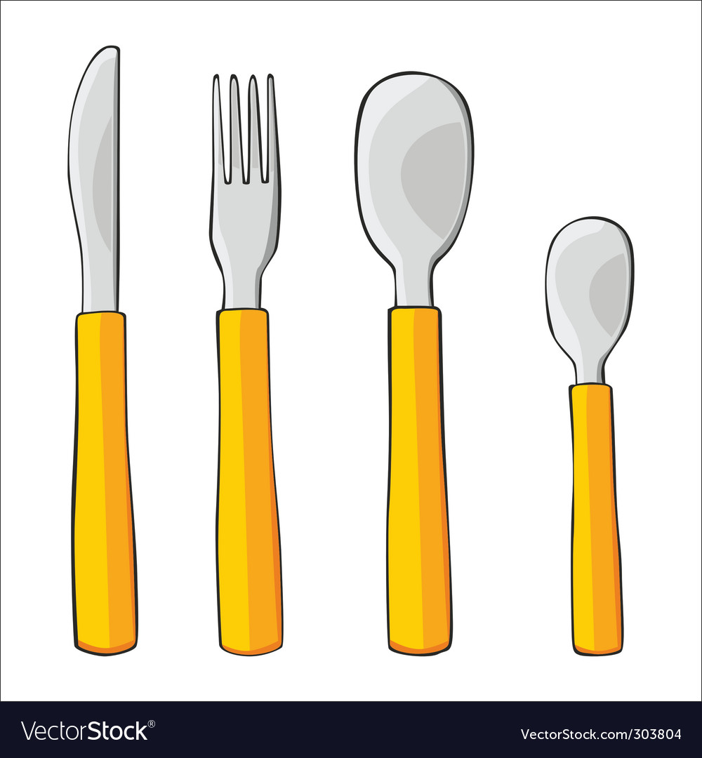 Isolated dishware vector | Price: 1 Credit (USD $1)