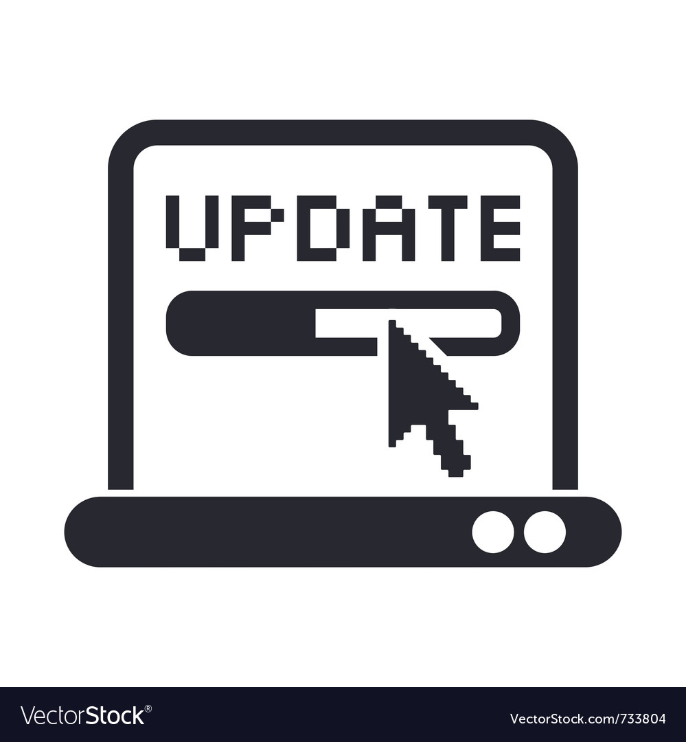 Update icon vector | Price: 1 Credit (USD $1)