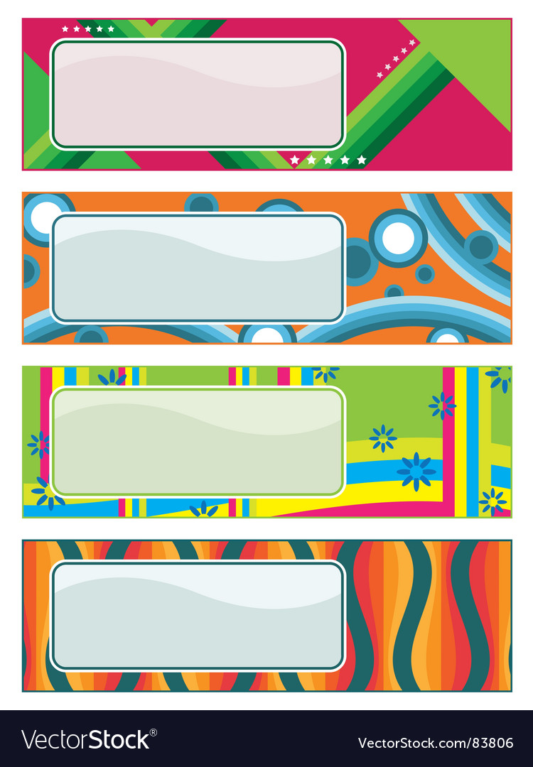 Retro backgrounds vector | Price: 1 Credit (USD $1)