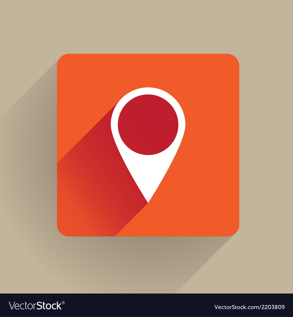 Geo tag vector | Price: 1 Credit (USD $1)