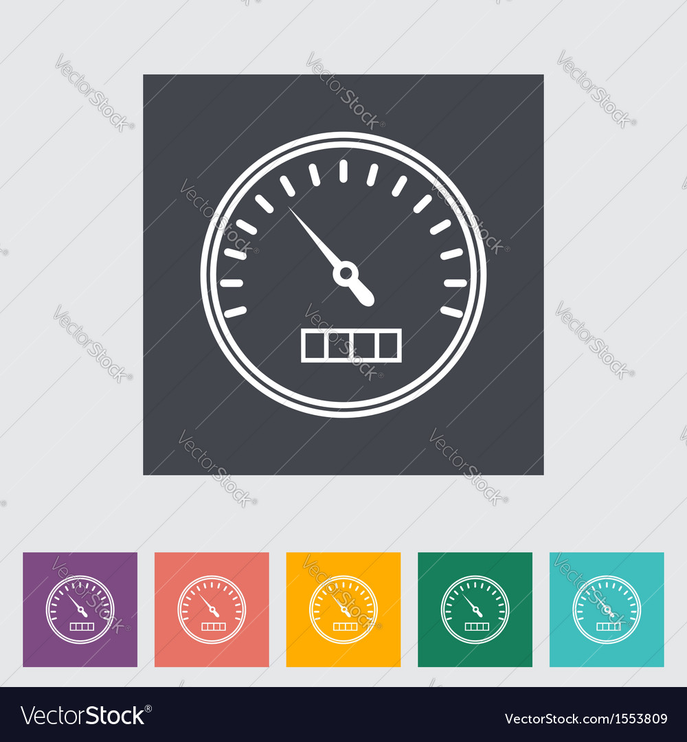 Speedometr vector | Price: 1 Credit (USD $1)