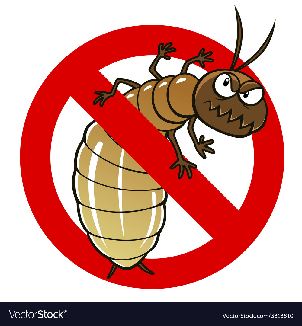 Anti termite sign vector | Price: 1 Credit (USD $1)