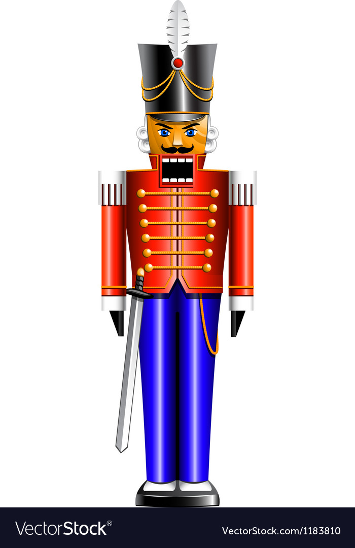 Toy soldier vector | Price: 1 Credit (USD $1)