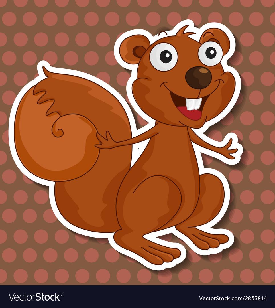 Squirrel vector   Price: 1 Credit (USD $1)