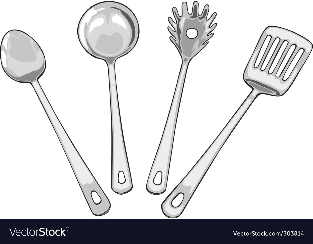 Tools for cooking vector | Price: 1 Credit (USD $1)