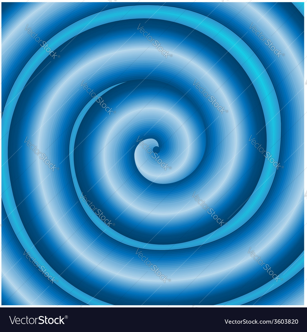 Blue background with swirl eps10 vector | Price: 1 Credit (USD $1)