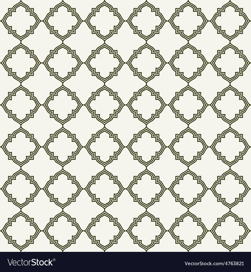Art deco style seamless pattern texture vector | Price: 1 Credit (USD $1)