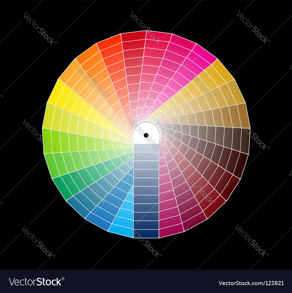 Color guide vector | Price: 1 Credit (USD $1)