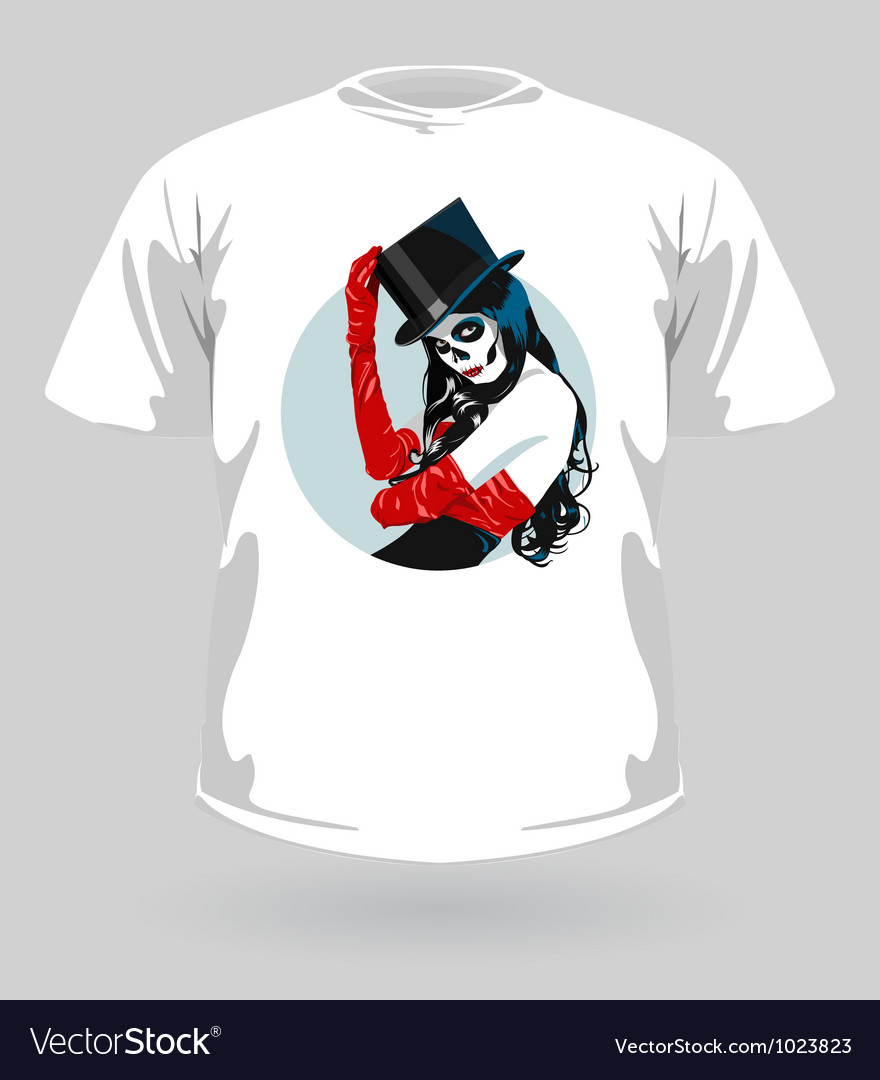 Shirt katrina vector | Price: 3 Credit (USD $3)