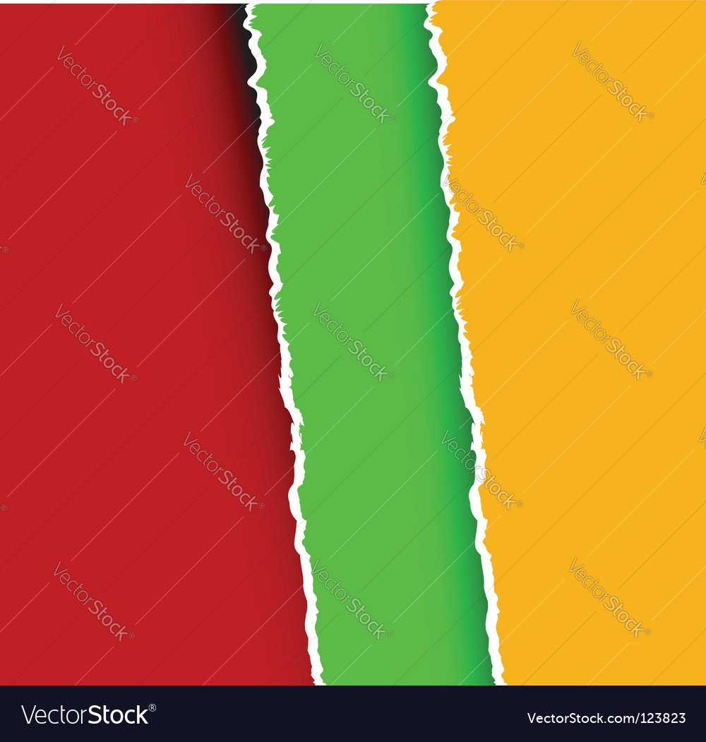 Tear paper vector | Price: 1 Credit (USD $1)