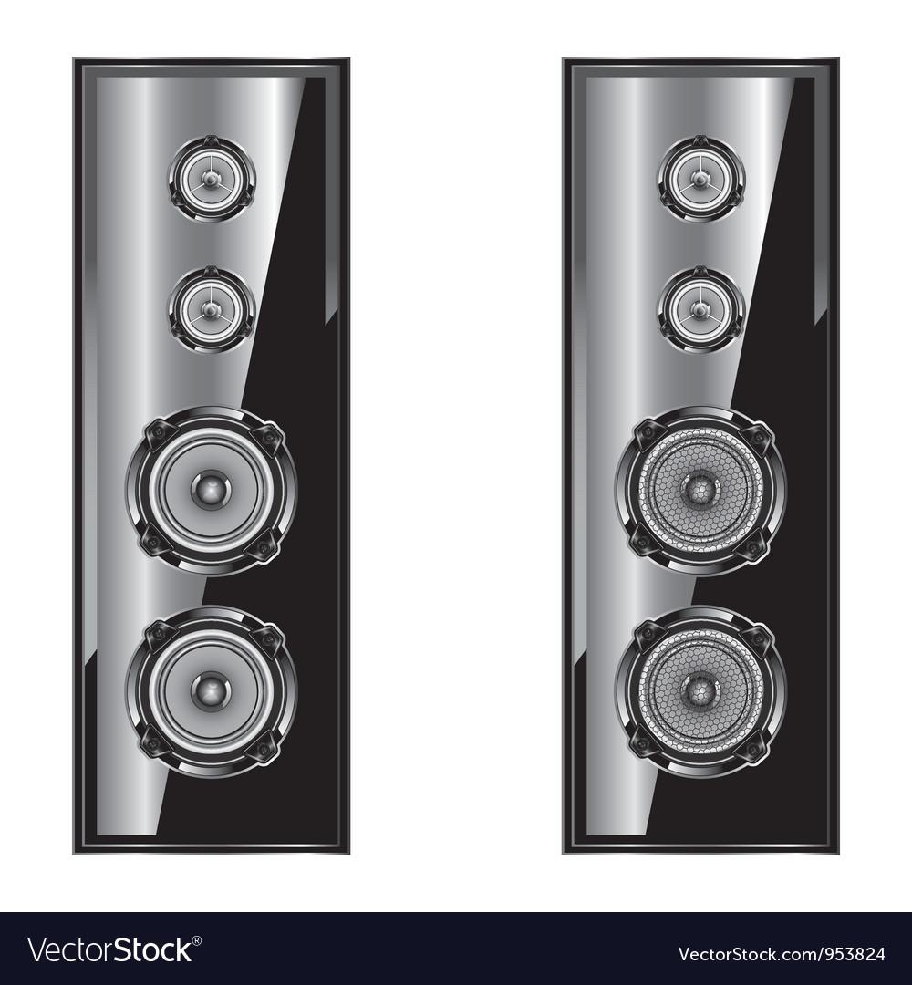 Audio speaker vector   Price: 1 Credit (USD $1)